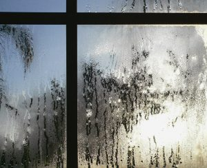 window condensation